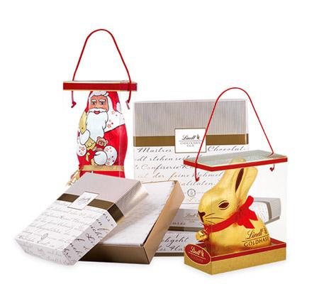 Lindt Chocoladen Club Jahresabo