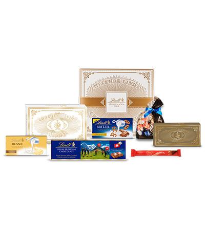 Lindt Chocoladen Club Flexiabo